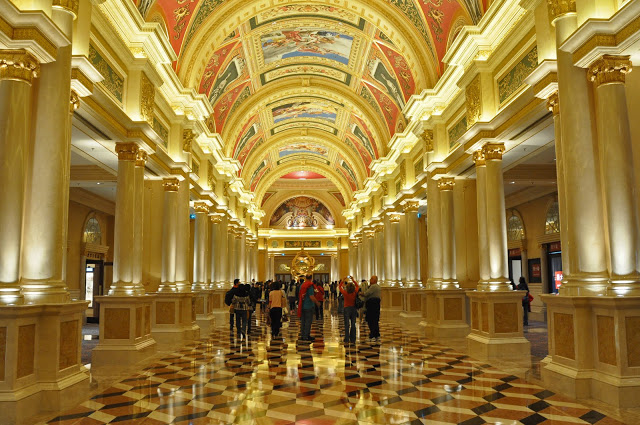 The Venetian Macao, Macau China (3)