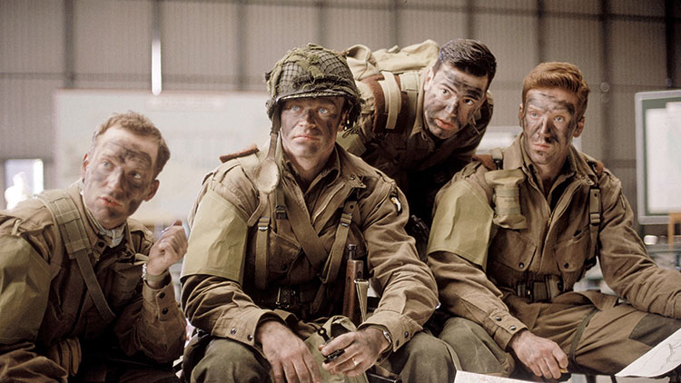 1 - Band of Brothers (2001) - Nota: 9.6