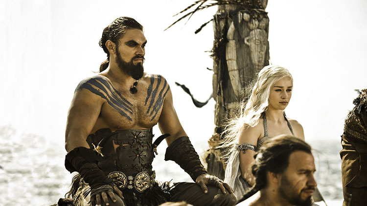 3 - Game of Thrones (2011)  - Nota: 9.5