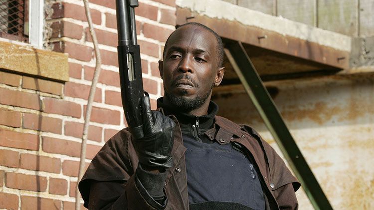 6 - The Wire (2002) - Nota: 9.4