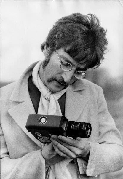 John Lennon Camera
