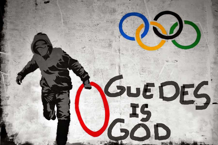 Guedes-is-God