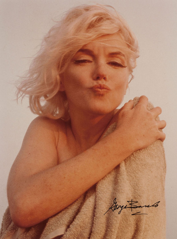Marilyn Monroe - por George Barris (3)