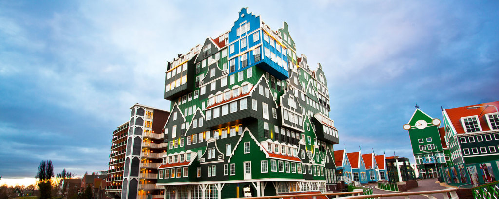 The Inntel Hotel Amsterdam Zaandam, The Netherlands