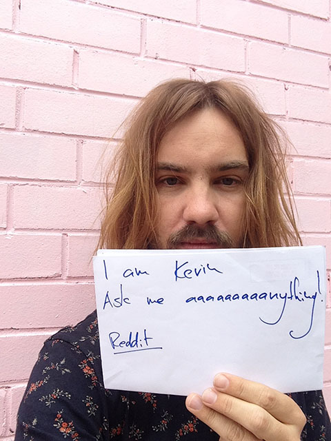 kevin - tame impala - ask me anything