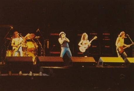 ACDC - Rock in Rio - 1985
