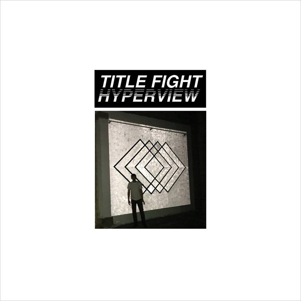 Title Fight - hyperview - Capa