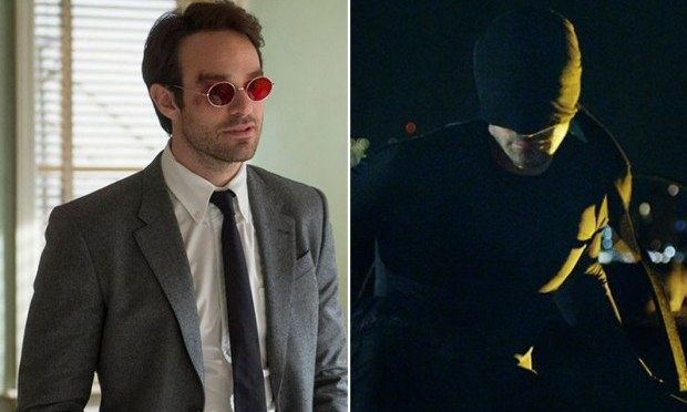 As duas faces de Matt Murdock ou o Demolidor - advogado e super-herói