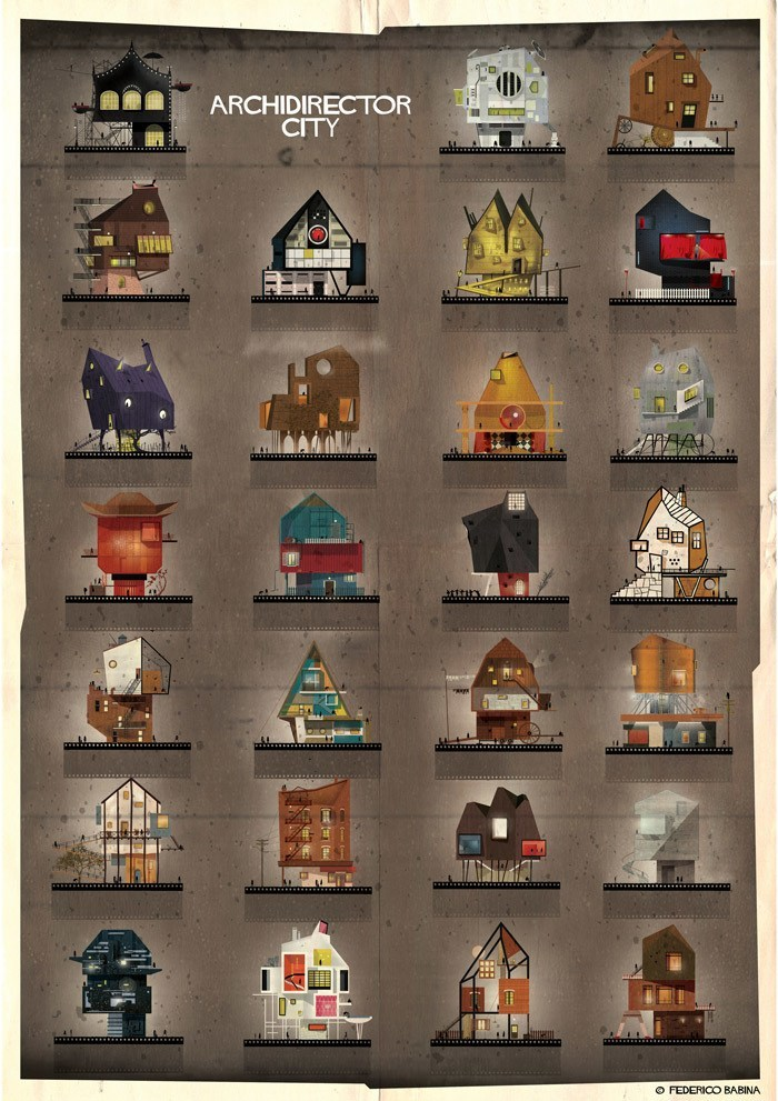 Federico Babina - Archidirector City