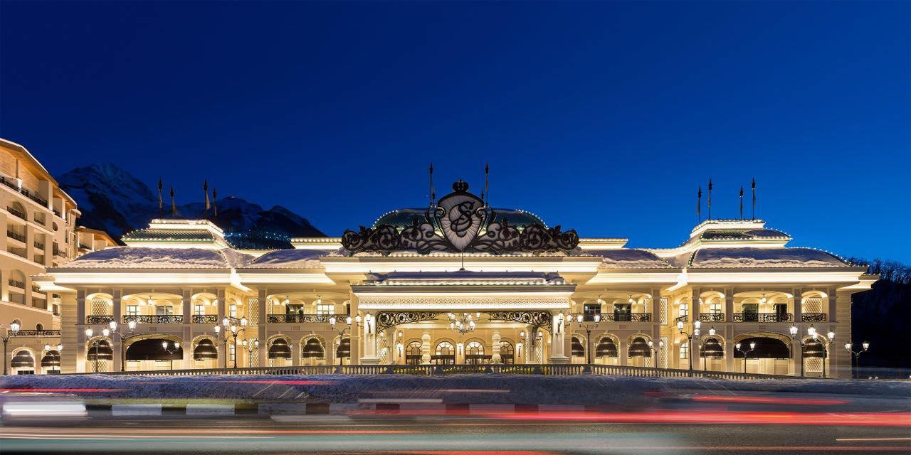 Casino Sochi and Resort - Rússia